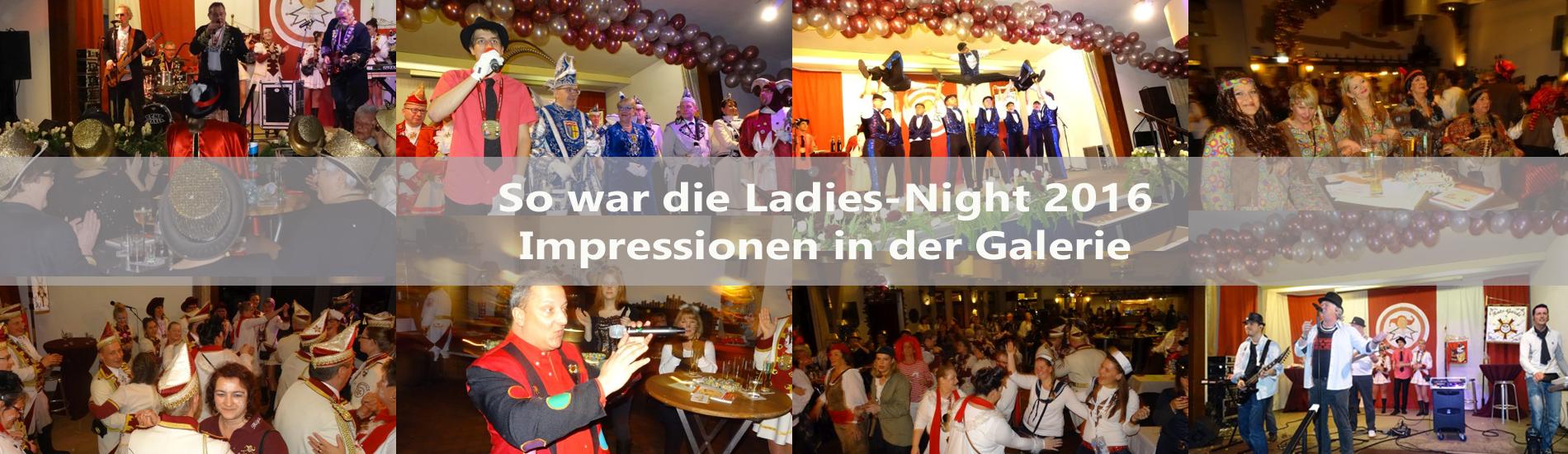 Teaser Ladies-Night 2016 Impessionen