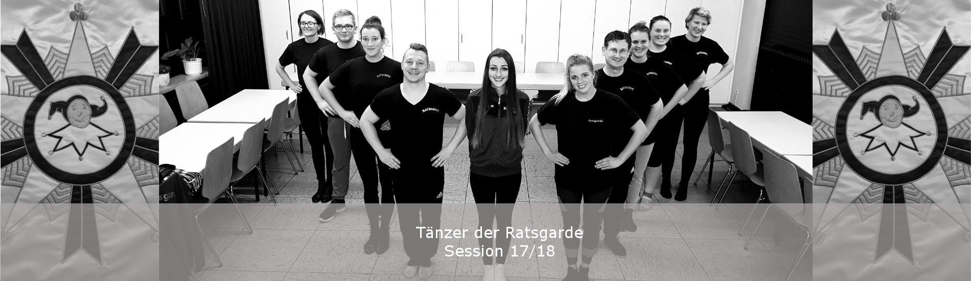 Teaser TanzendeRatsgarde