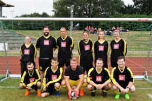 Fußballtunier Willich 2018